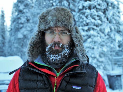 Come curare la barba nei mesi freddi