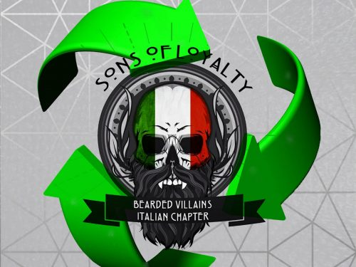 I Bearded Villains Italy e le iniziative benefiche