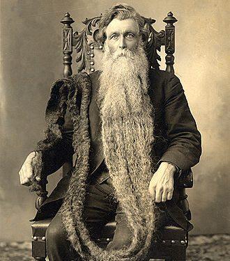 Curiosità sul mondo della barba