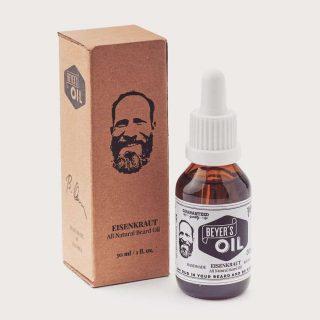 Beyer's Oil il beardcare dalla Baviera