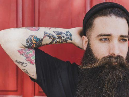 PRIMO TATUAGGIO Consigli E Idee. Barba & Tatto