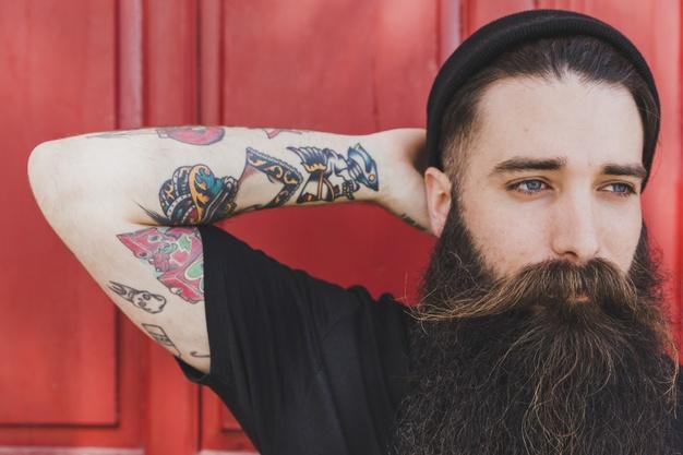 Barba & Tattoo