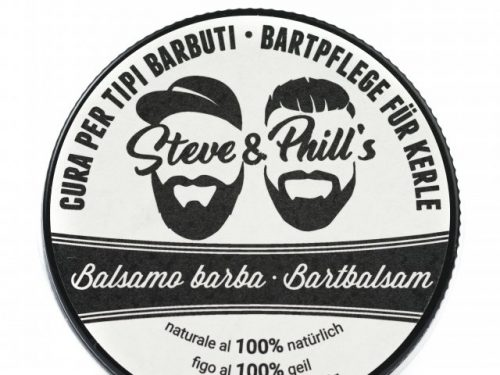 Balsamo Barba Steve&Phills