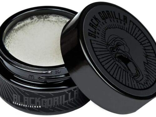 Shampoo Scrub Black Gorilla